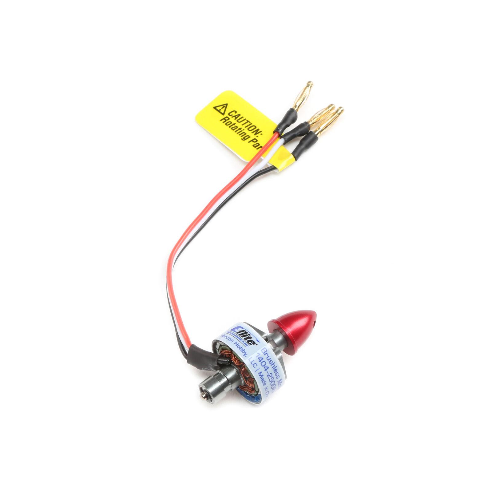 Brushless Motor 1404-2100kv