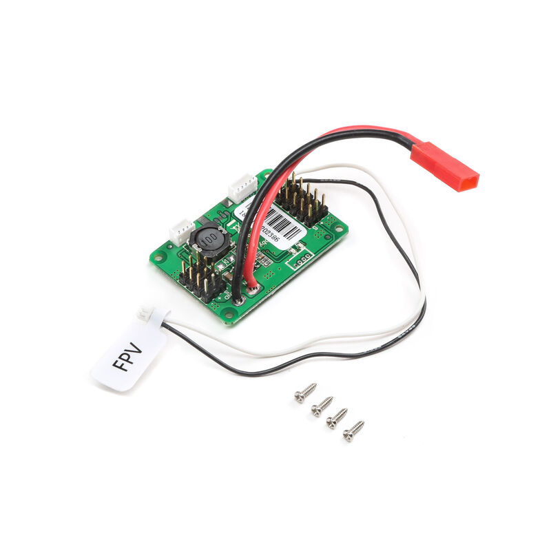 Flight Controller: Mini Convergence