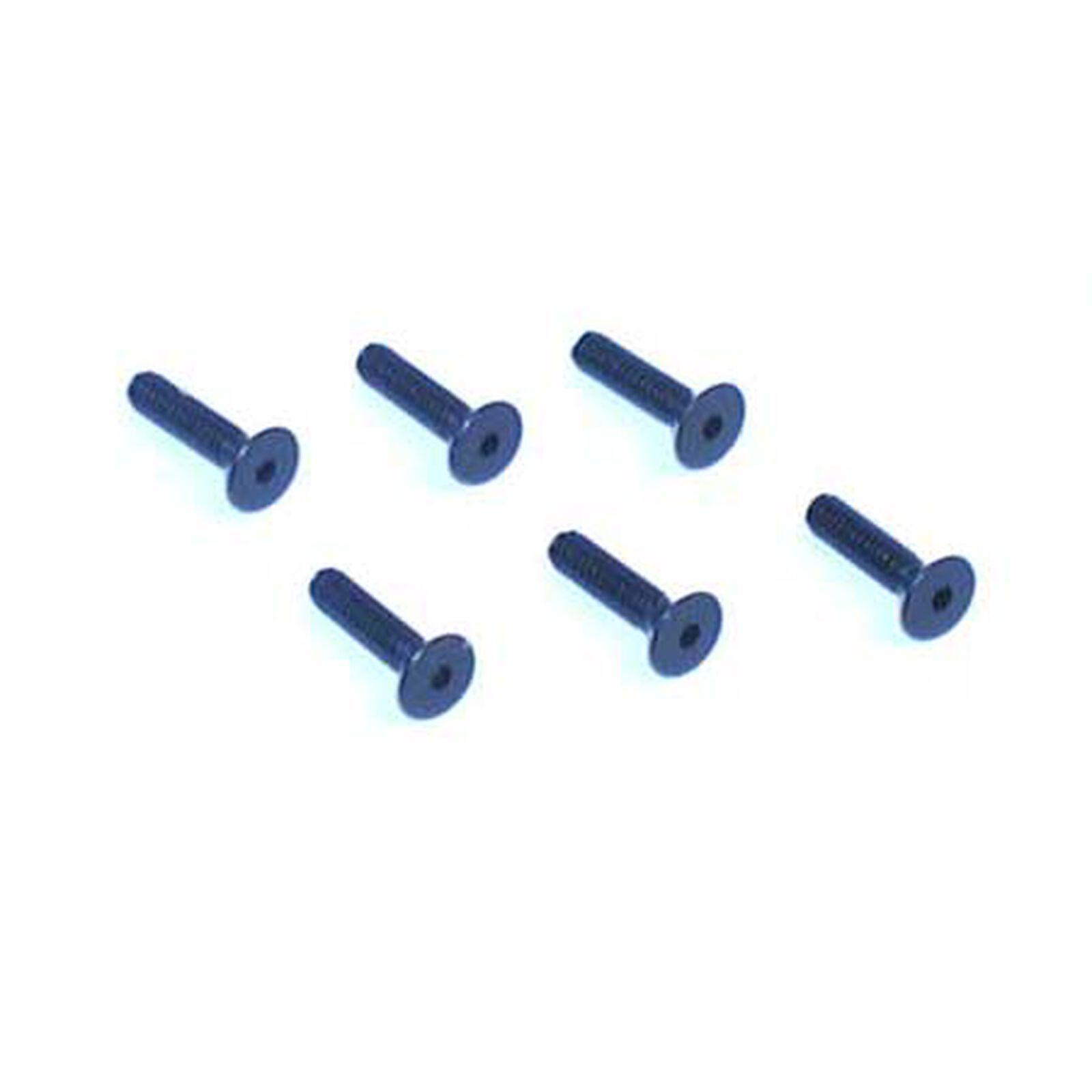 """Flat head Screws, 4-40 x 1/2"""" (6)"""