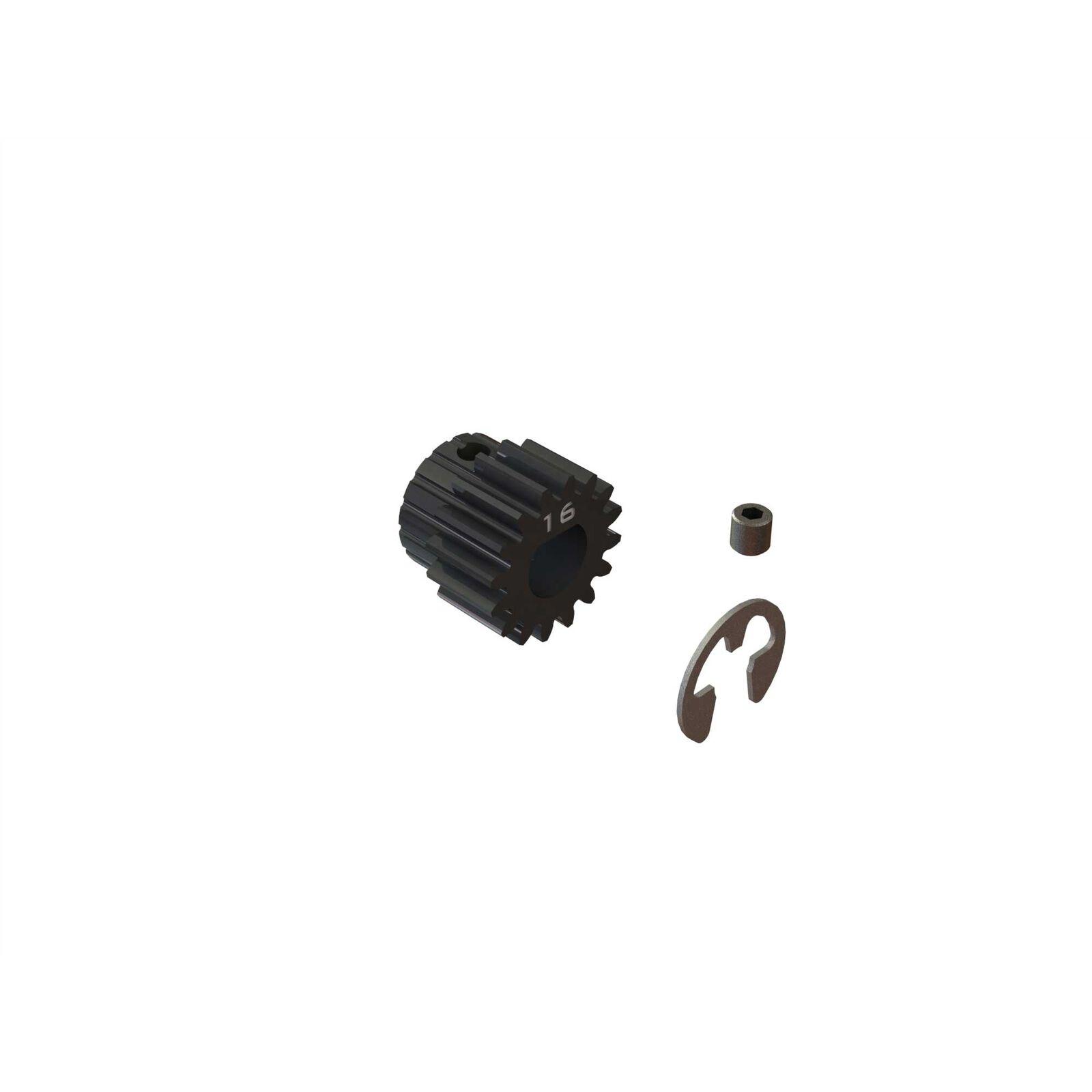 16T Mod1 Safe-D8 Pinion Gear