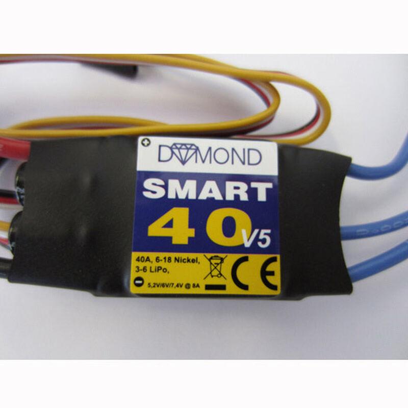 Smart 40 BEC ESC