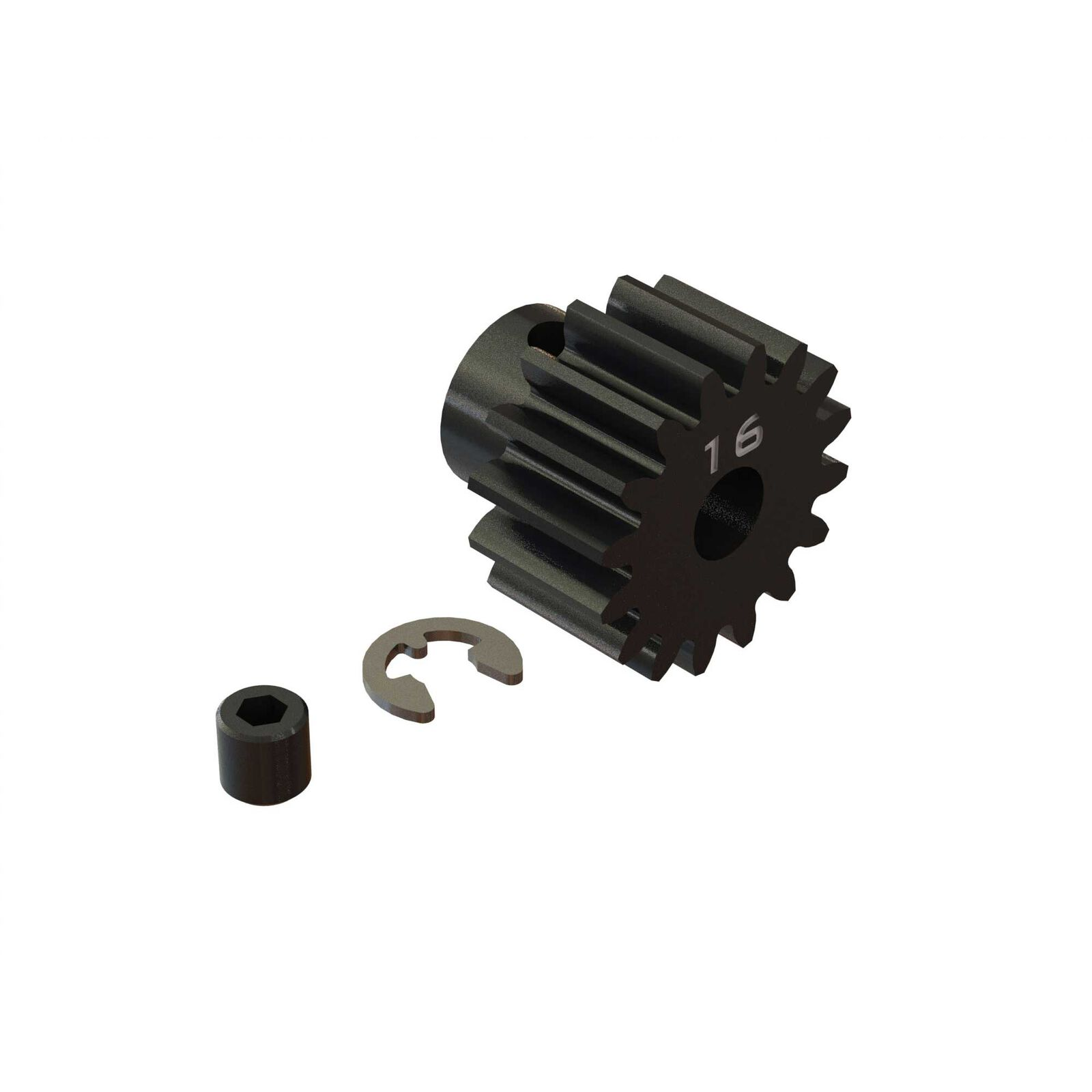 Pinion Gear, 16T HD Mod1 Safe-D5