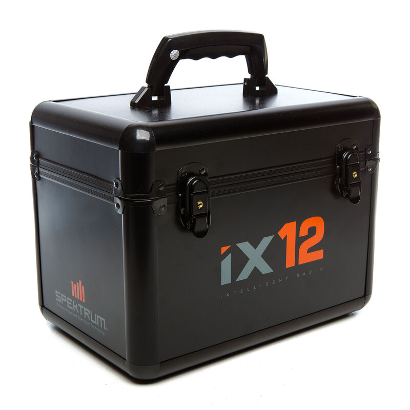 iX12 Spektrum Air Transmitter Case