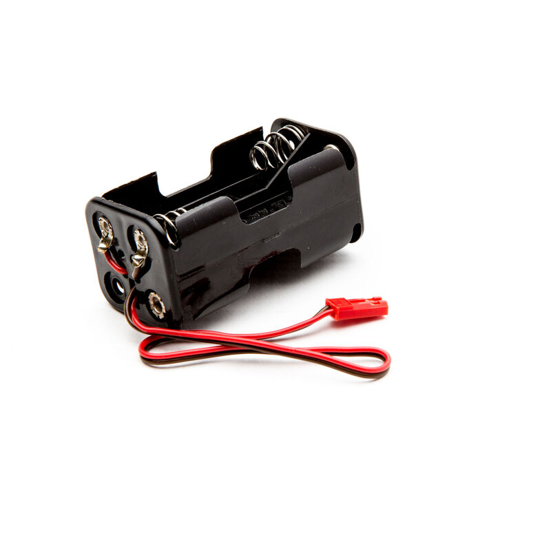Battery Case with BEC Connector