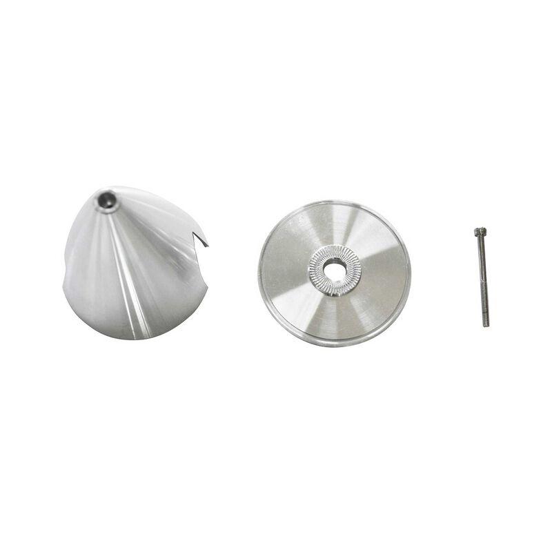 "2.50"" Aluminum Spinner Ultimate Style"