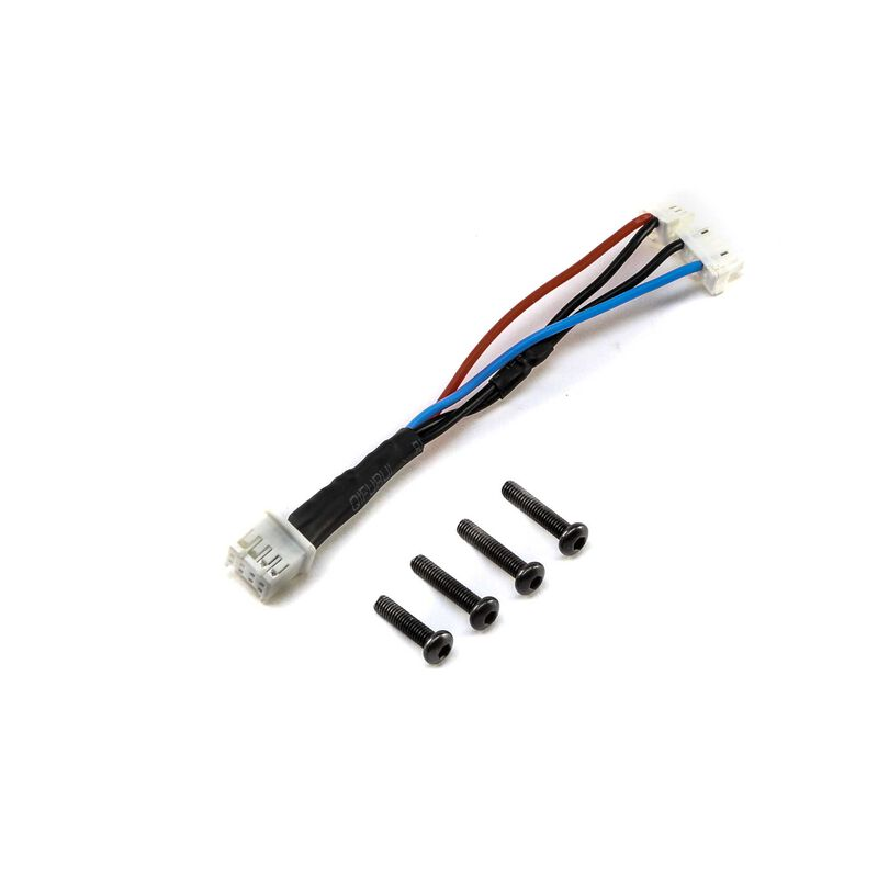 Crossfire Adapter Cable with Mounting Screws: iX/NX