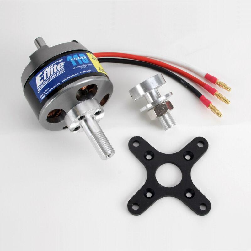 E-flite Power 110 295kV BL-Außenläufermotor