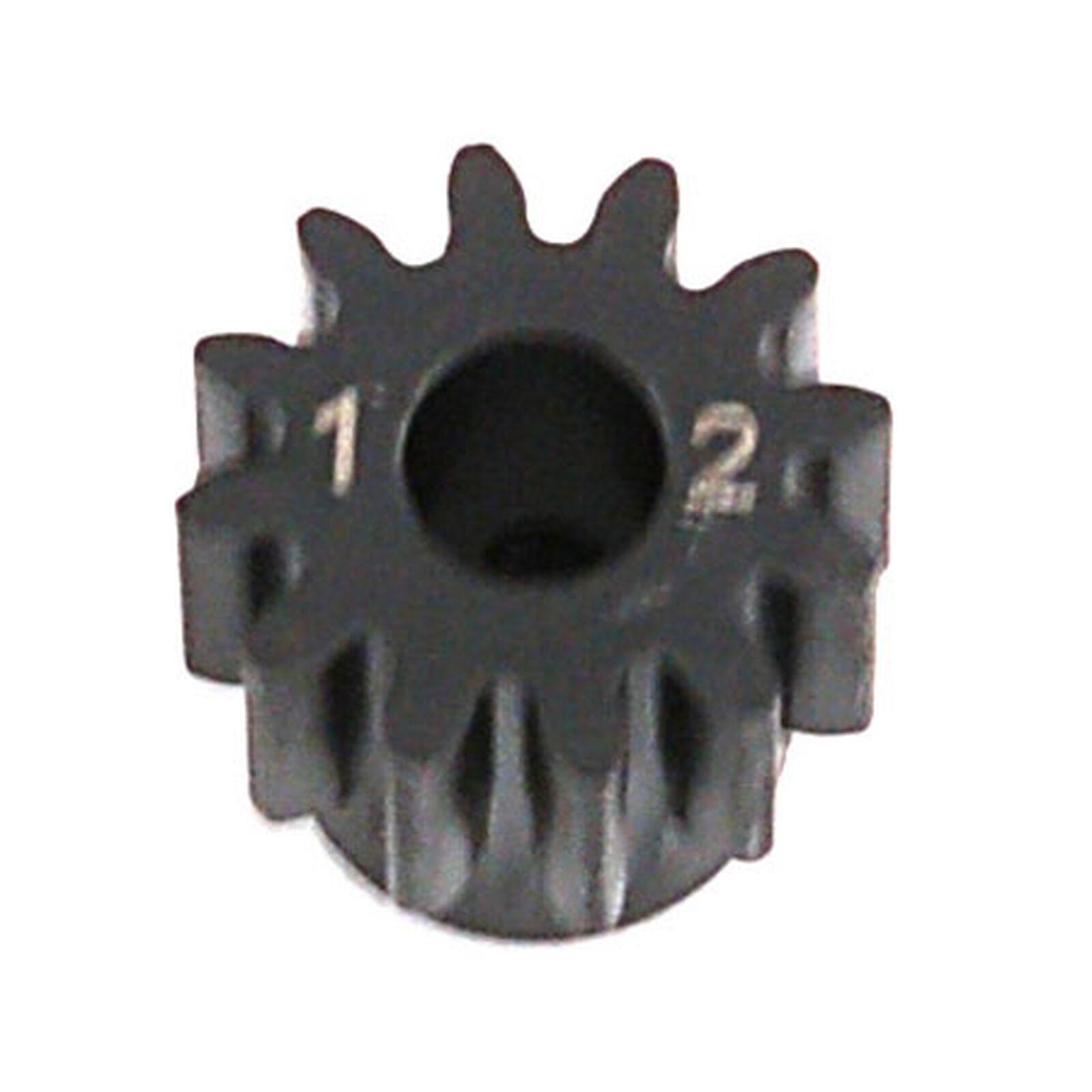 1.0 Module Pitch Pinion, 12T: 8E,SCTE