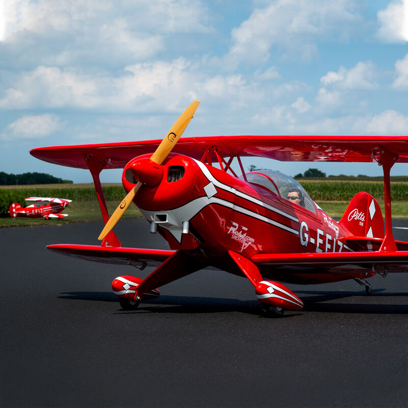 Pitts S-2B 50-60cc