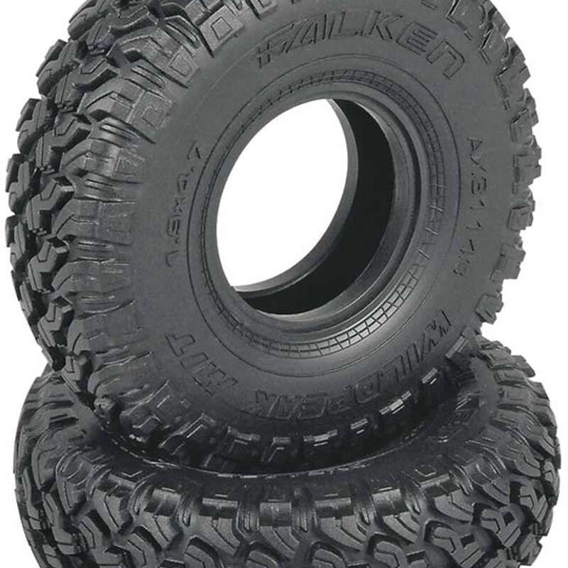 1/10 Falken Wildpeak R35 1.9 Tire with Inserts (2)