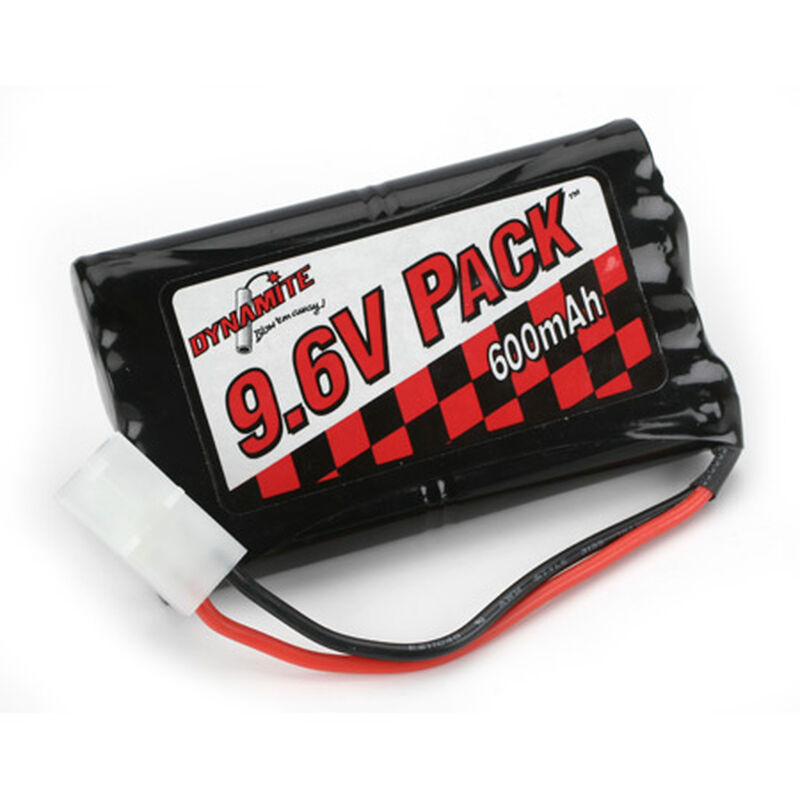 9.6V 600mAh 8-Cell NiCd Toy Battery
