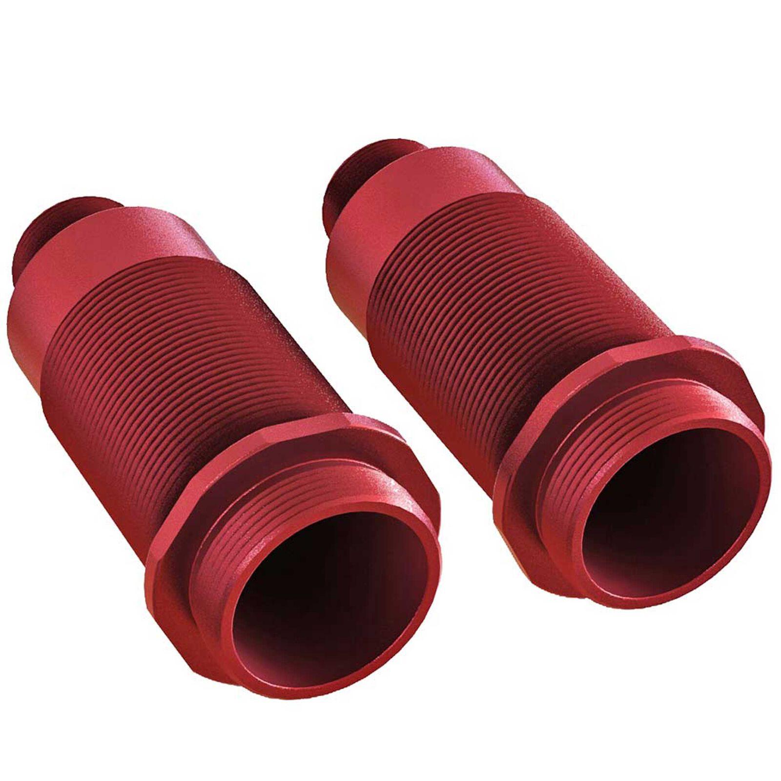 Shock Body 16x54m Aluminum, Red (2): 6S