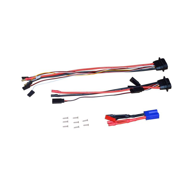 Wing Plugs with Screws: EC-1500