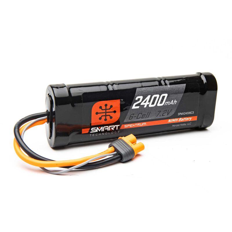 2400mAh 6-Cell 7.2V Smart NiMH Battery  IC3