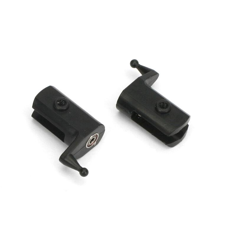 Main Blade Grips with Bearings: mCP S/X