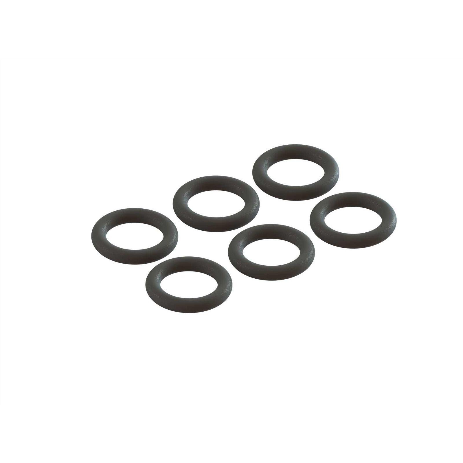O-Ring, 5.8x1.5mm (6): EXB