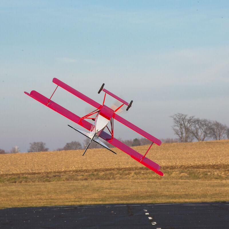 "Fokker D.VII 30-60cc ARF, 87"""