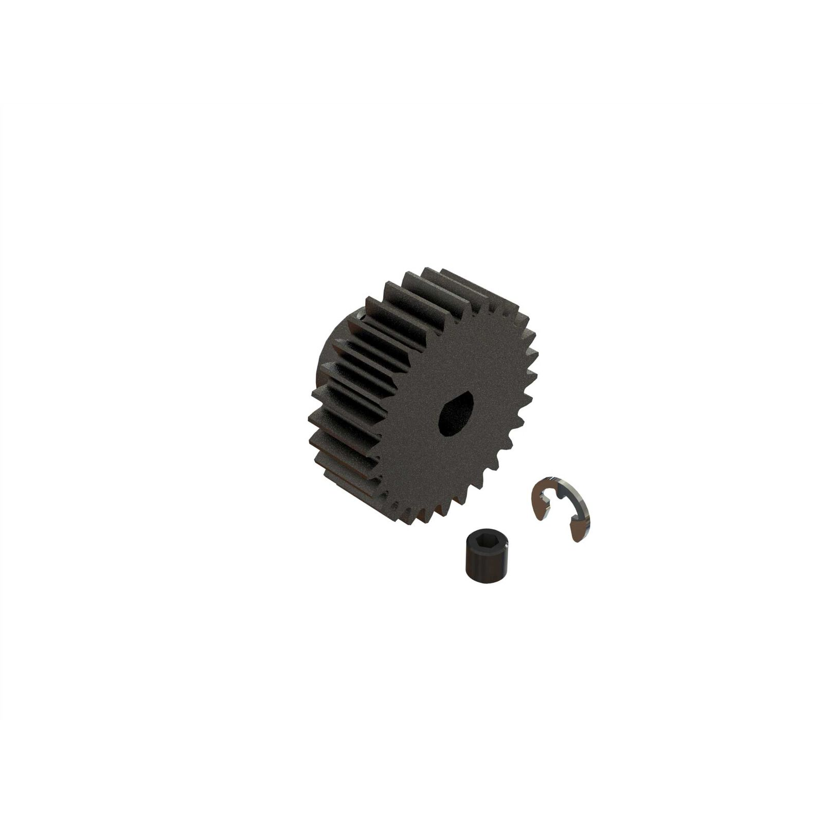 28T 0.8Mod Safe-D5 Pinion Gear