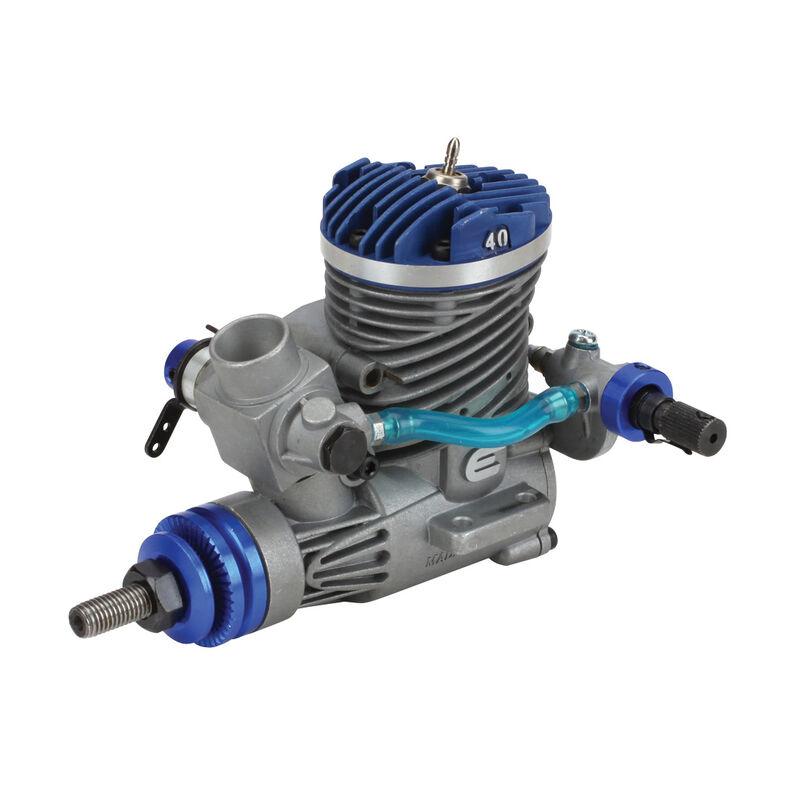 40NX RC Glow Engine with Muffler