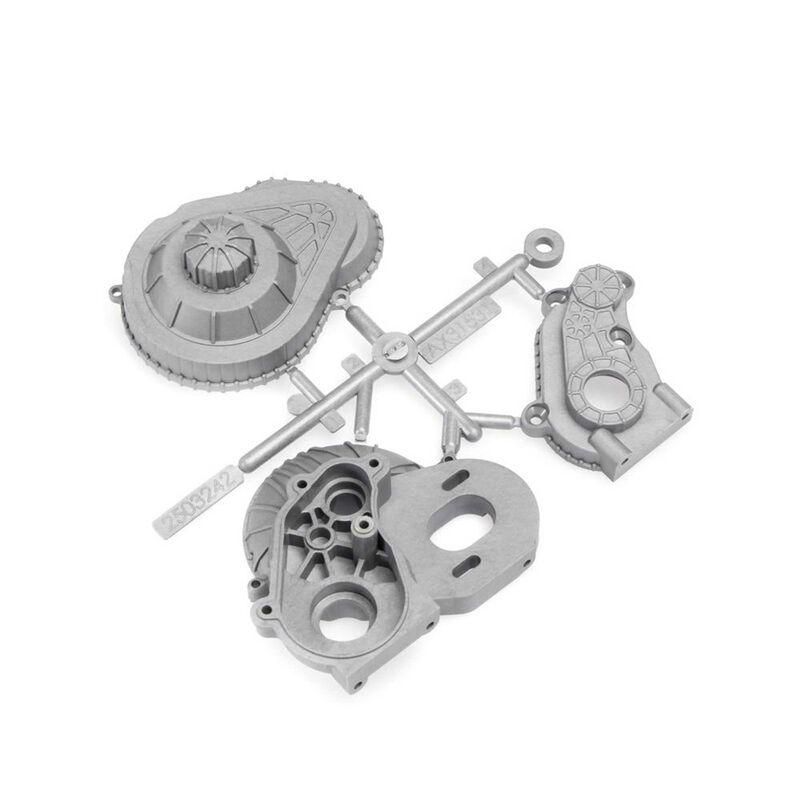 LCX Transmission Case Silver