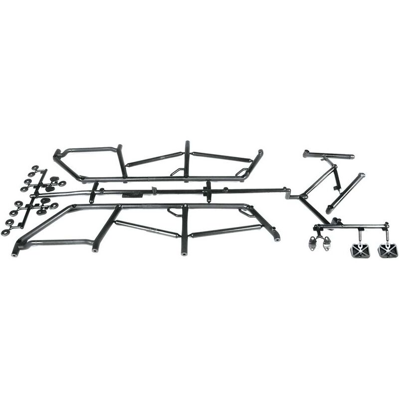 Unlimited Roll Cage Sides SCX10