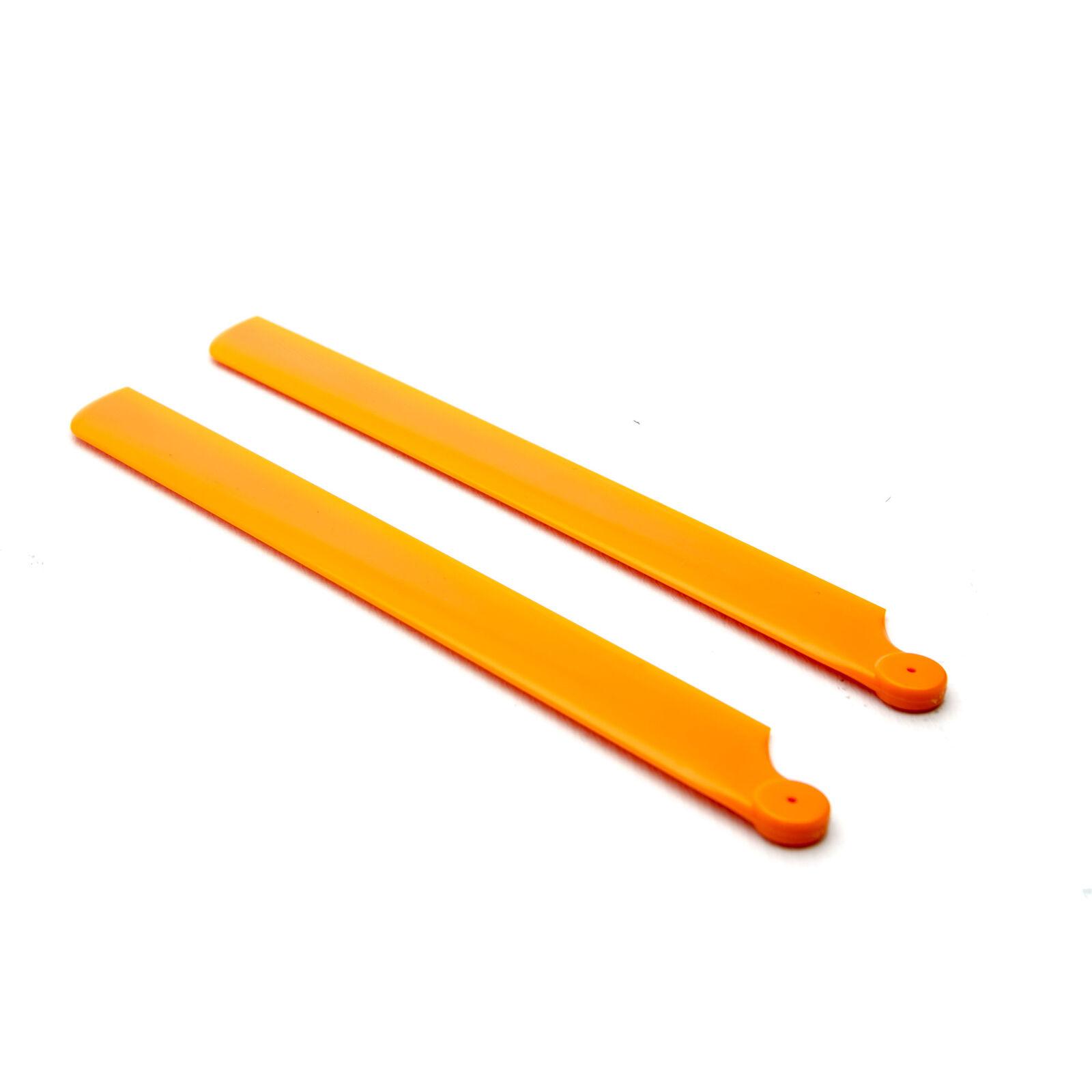 Main Rotor Blade Set, Orange: Blade 230 S