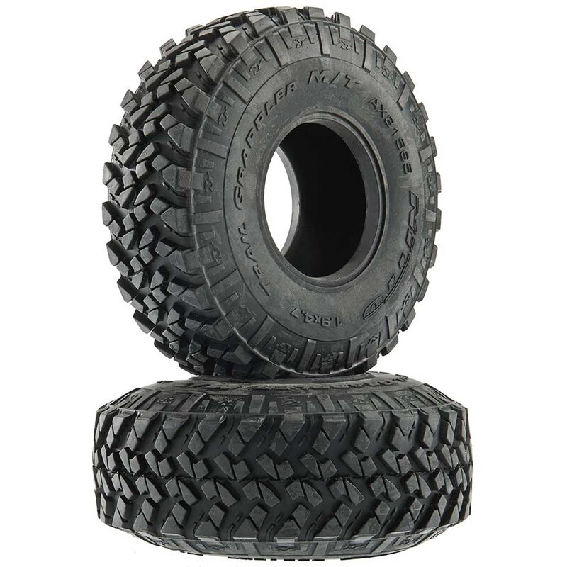 1/10 Nitto Trail Grappler R35 Compound 1.9 Tire with Inserts (2)