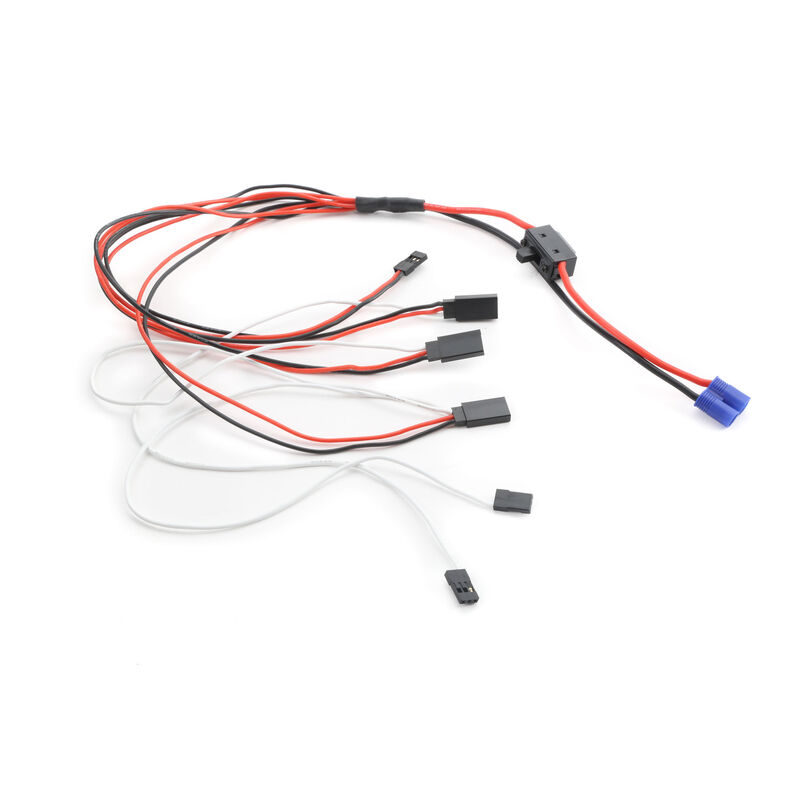 On Off Switch and Wiring Harness: MTXL