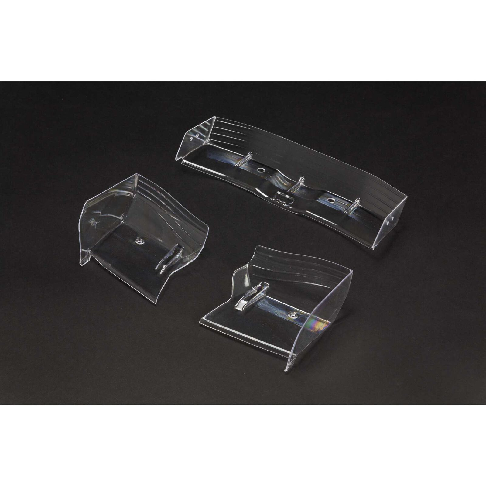 Wing Set, Clear: Limitless 6S BLX