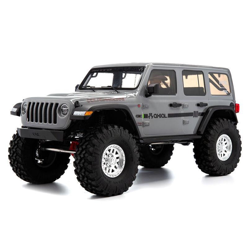 1/10 SCX10 III Jeep JLU Wrangler with Portals RTR