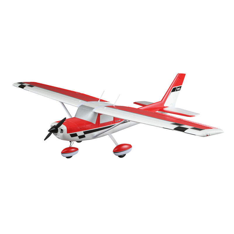 Carbon-Z Cessna 150 2.1m BNF Basic with AS3X and SAFE Select