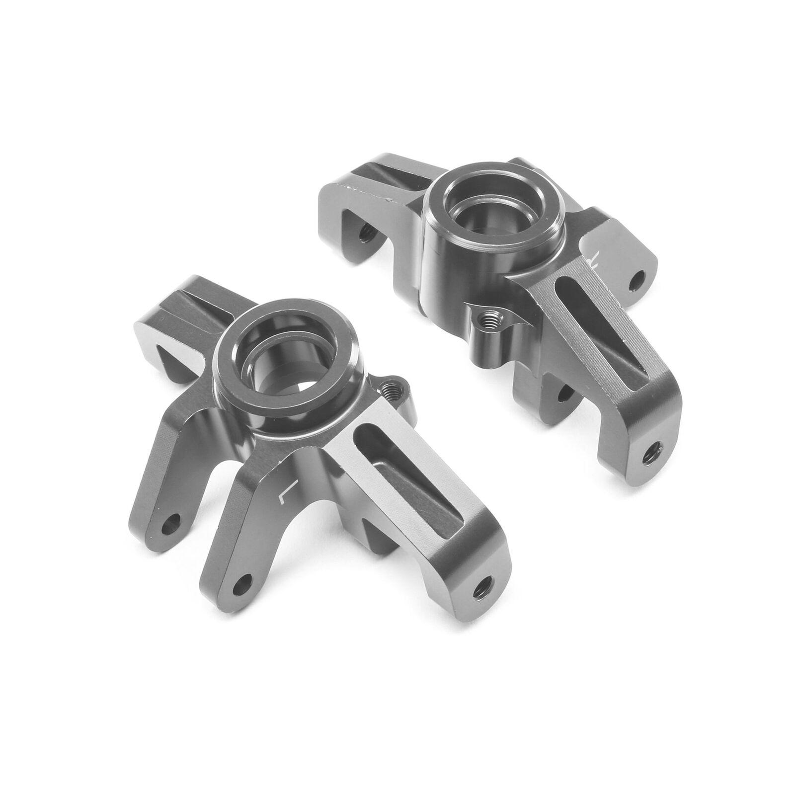 Aluminum Front Spindle Set: Super Baja Rey