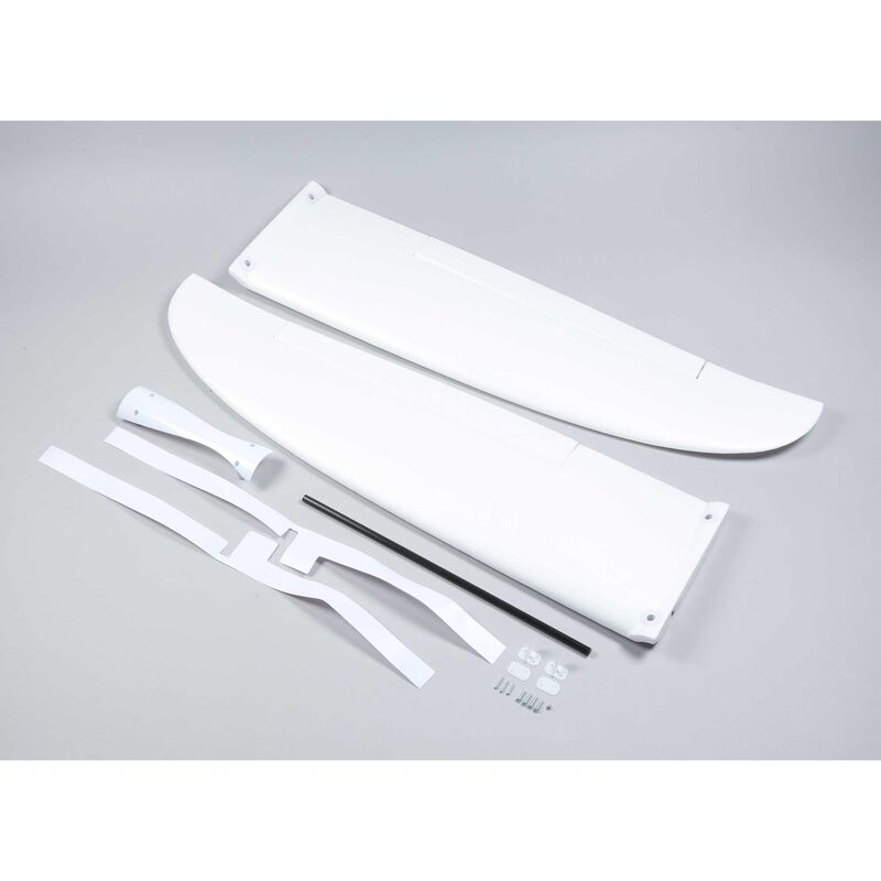 Wing Set with Cover and Wing Screws: Conscendo Evolution