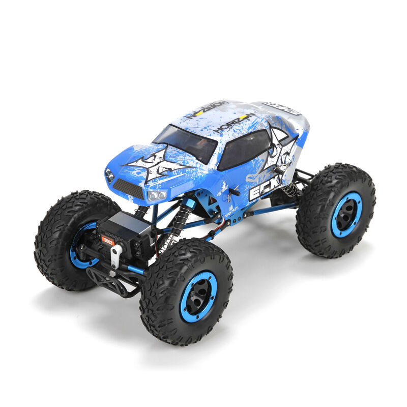 Temper 1 18 4WD Rock Crawler Brushed  RTR INT