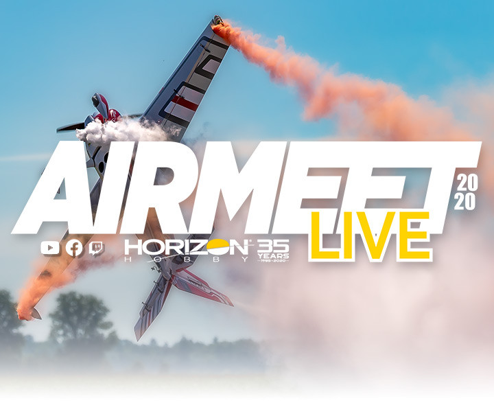 Horizon Hobby AIRMEET Live 2020