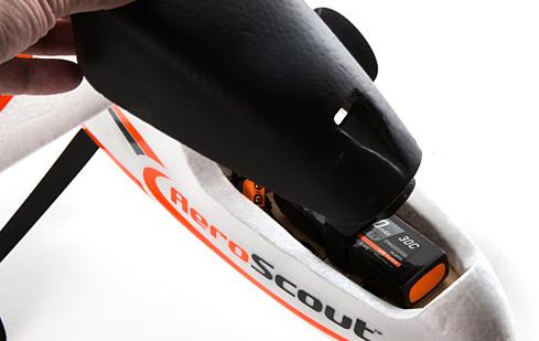 Batterie et chargeur Spectrum Smart