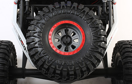 Full-Size Spare Tire